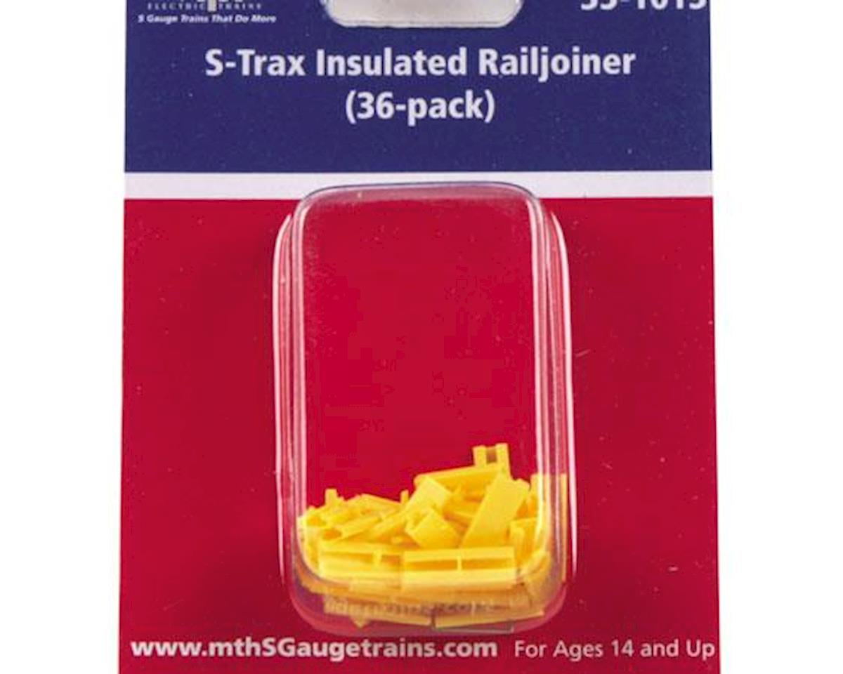 MTH Trains S S-Trax Insulated Railjoiner (36)