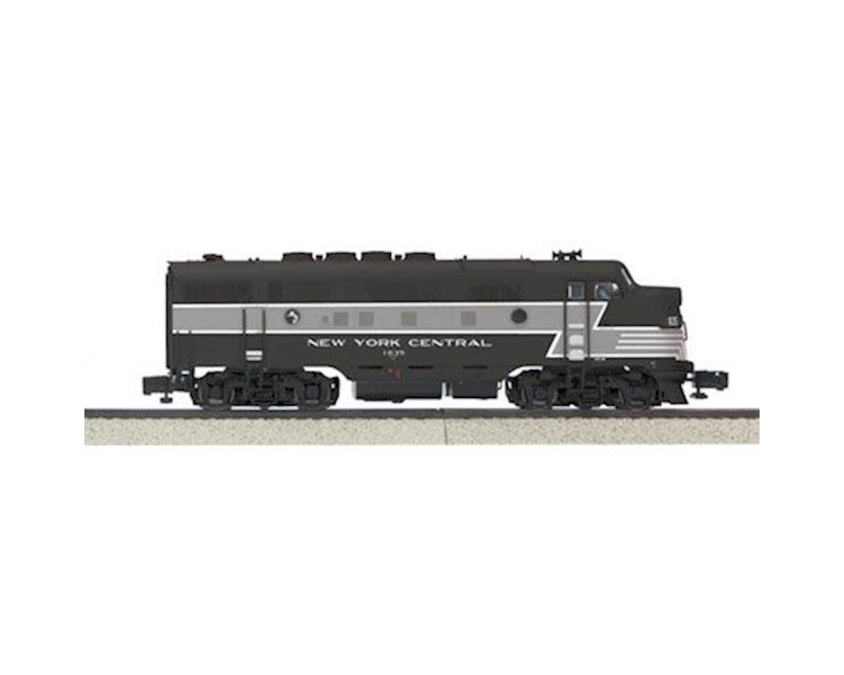 MTH Trains S F3A w/PS3, NYC #1635