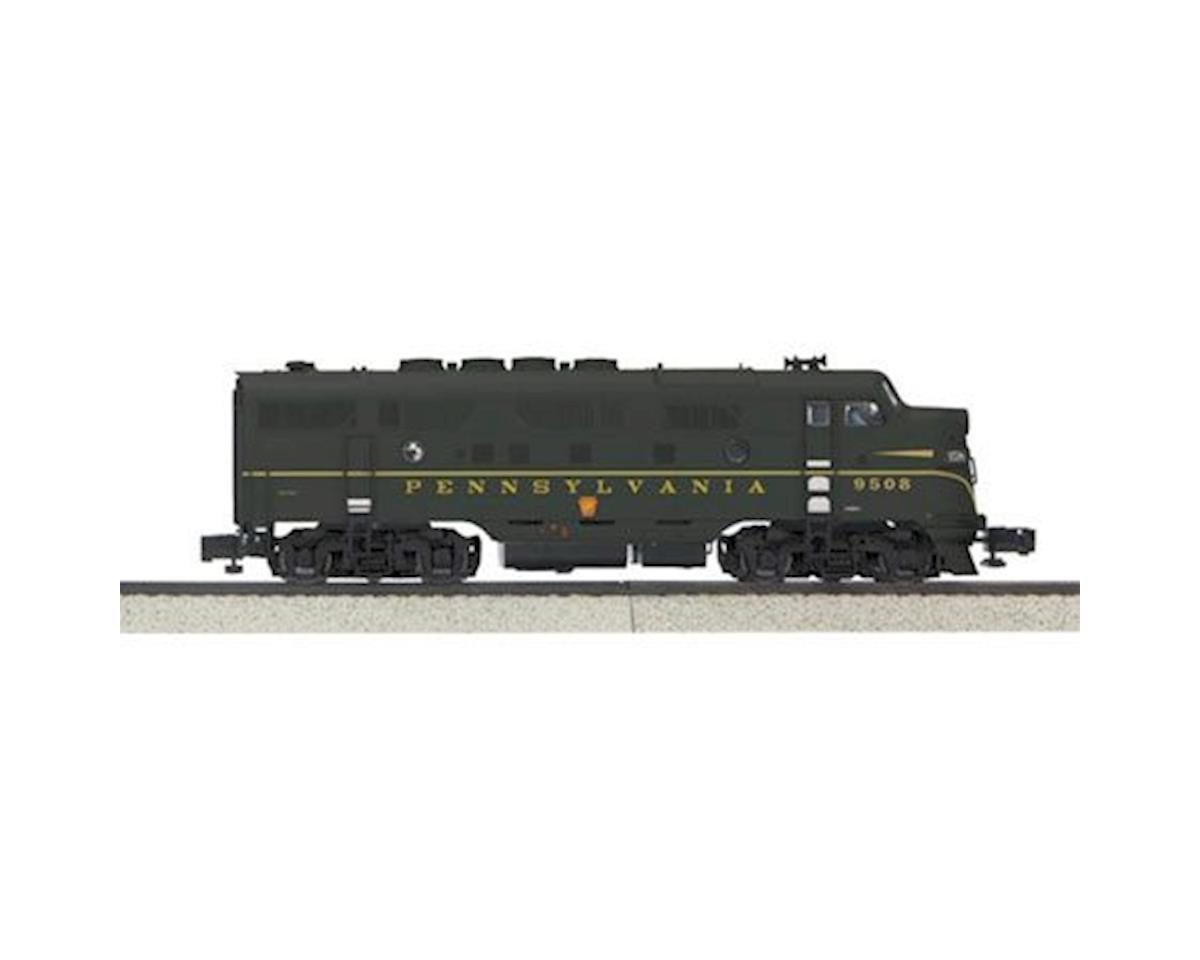 MTH Trains S F3A w/PS3, PRR #9508