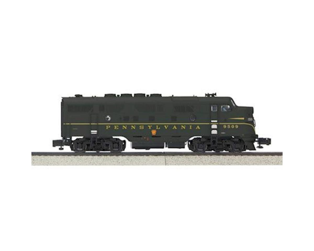 MTH Trains S F3A w/PS3, PRR #9509