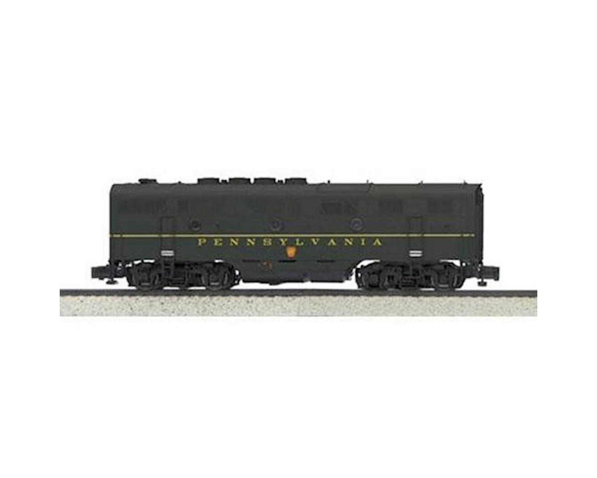 MTH Trains S F3B w/PS3, PRR #9512B
