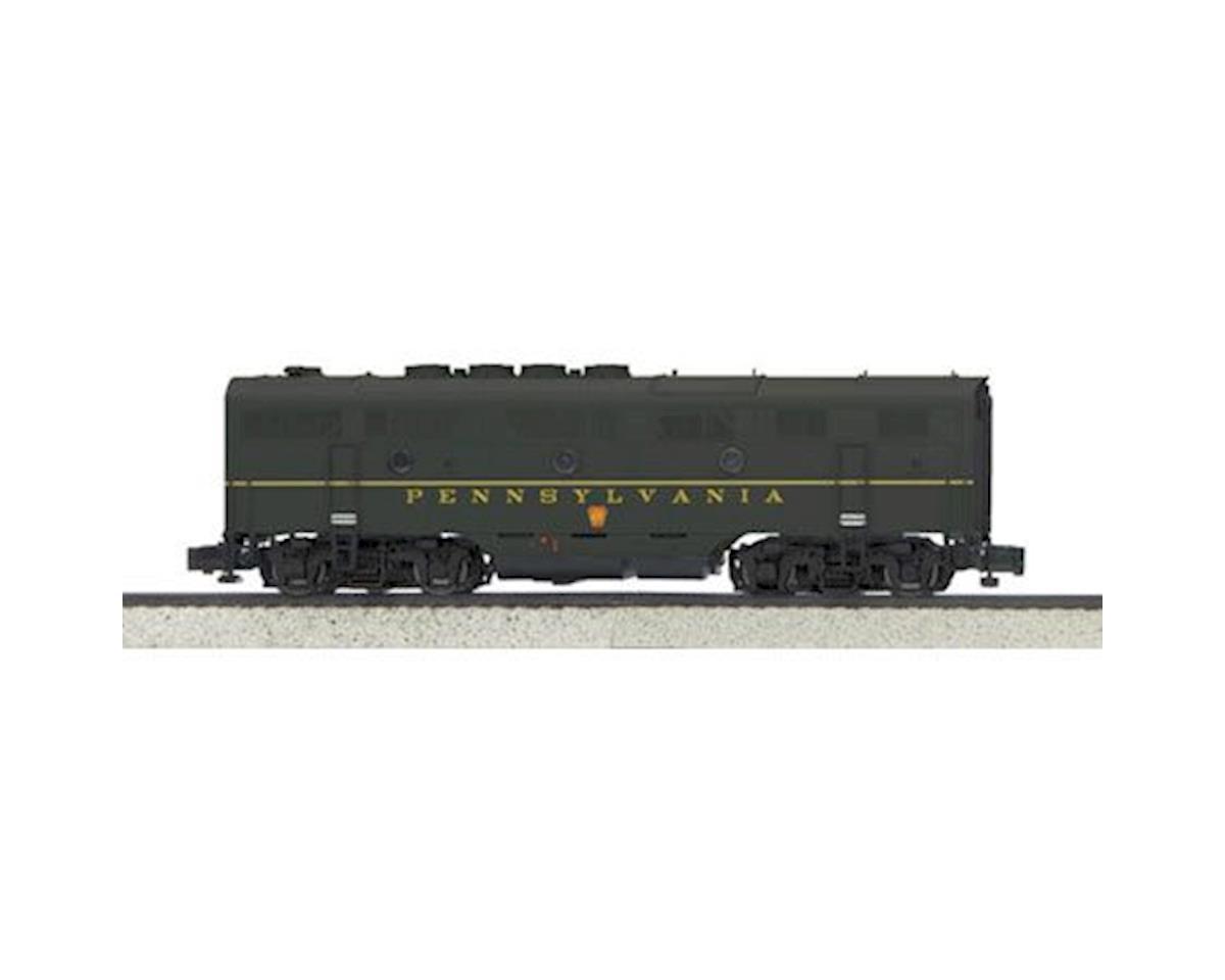 MTH Trains S F3B Dummy, PRR #9508B