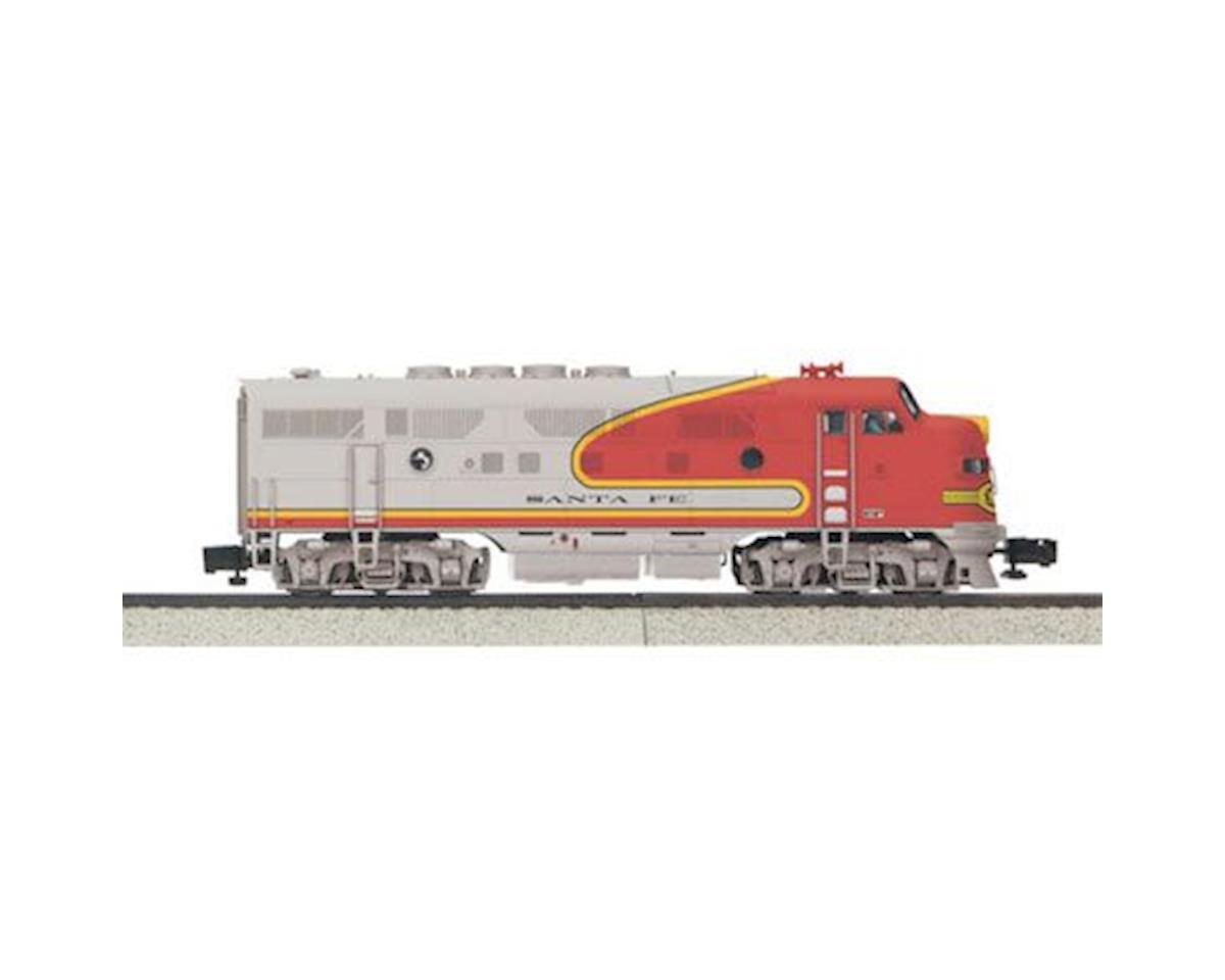 MTH Trains S F3A w/PS3, SF #19C