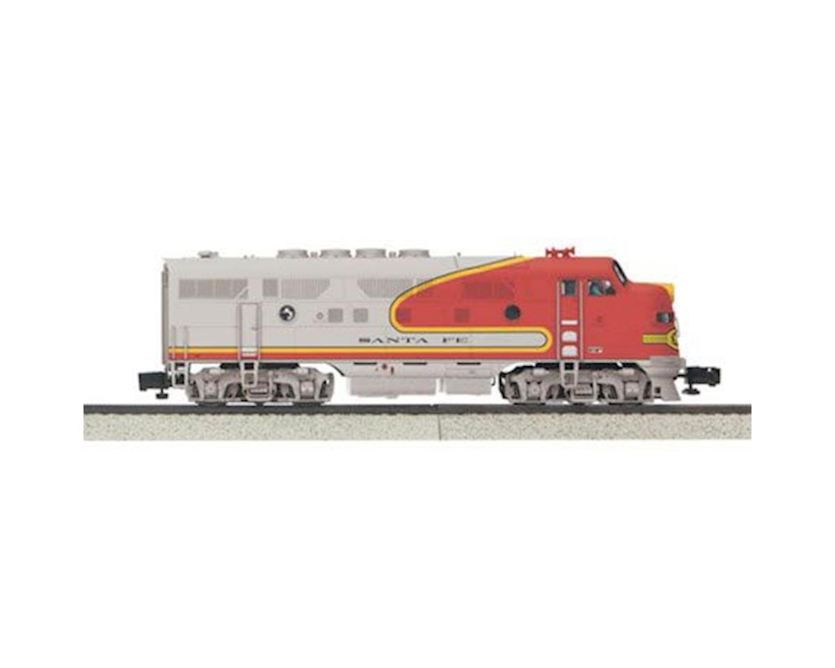 MTH Trains S F3A w/PS3, SF #19C