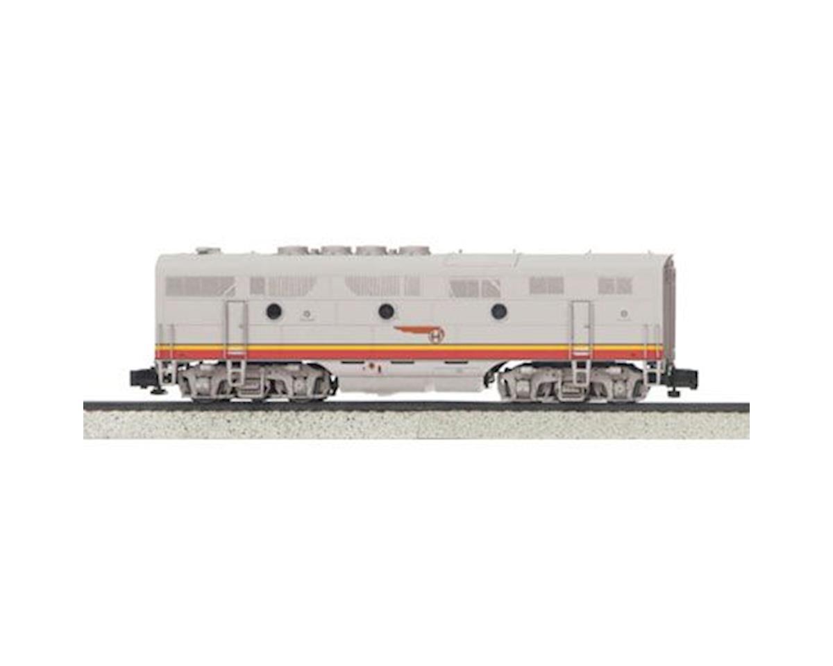MTH Trains S F3B w/PS3, SF #18A