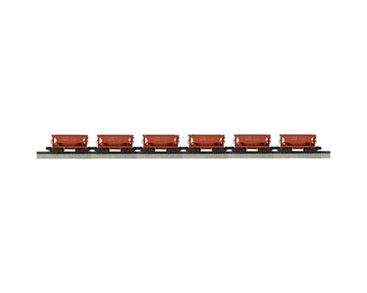MTH Trains S Ore Car, C&NW (6)