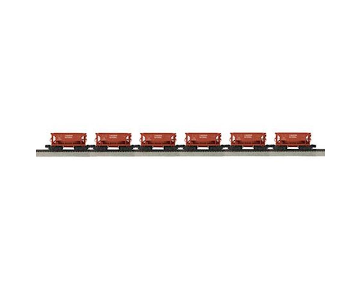 MTH Trains S Ore Car, CN (6)