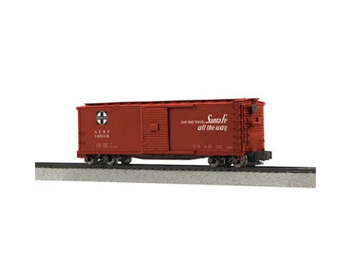 MTH Trains S Rebuilt Steel Box, SF #145005