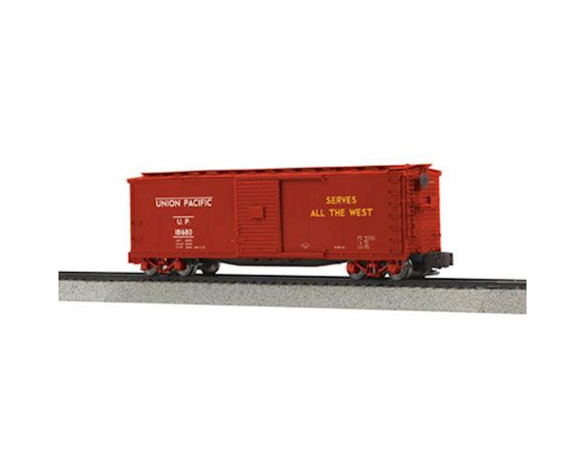 MTH Trains S Rebuilt Steel Box, UP#181680