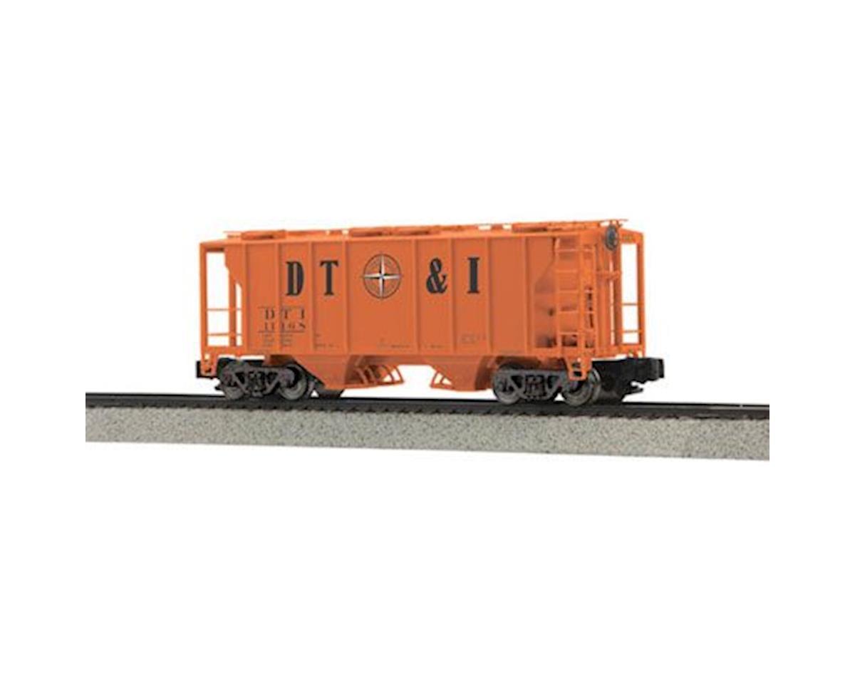 MTH Trains S PS-2 Hopper, DT&I #11135