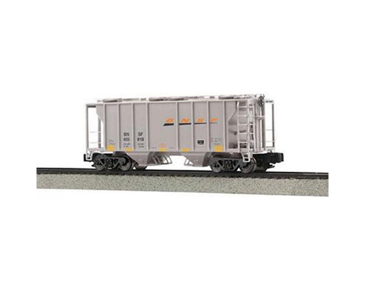 MTH Trains S PS-2 Hopper, BNSF #405619