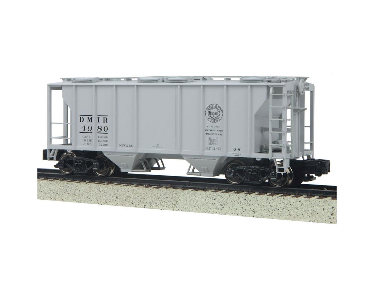 MTH Trains S PS-2 2-Bay Hopper, DM&IR #4980