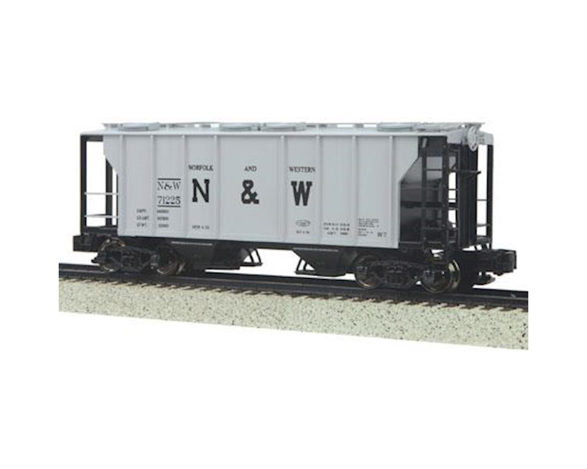 MTH Trains S PS-2 2-Bay Hopper, N&W #71225