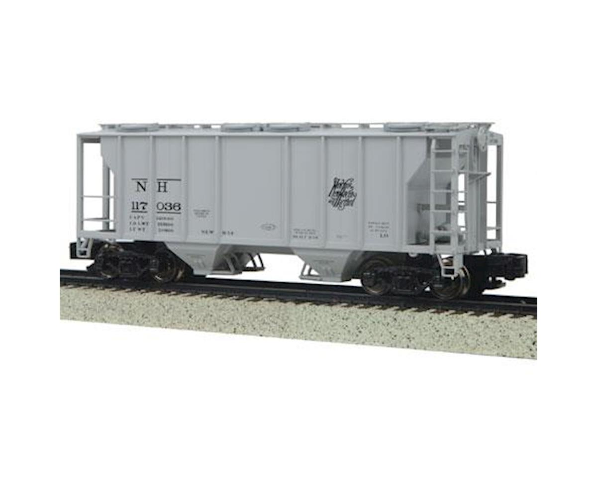 MTH Trains S PS-2 2-Bay Hopper, NH #117036