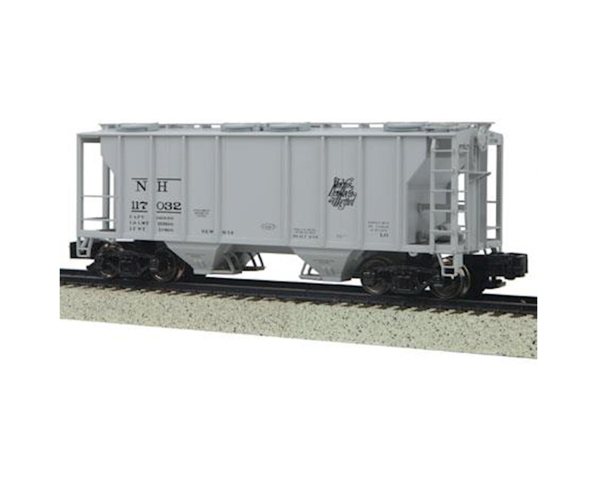 MTH Trains S PS-2 2-Bay Hopper, NH #117032
