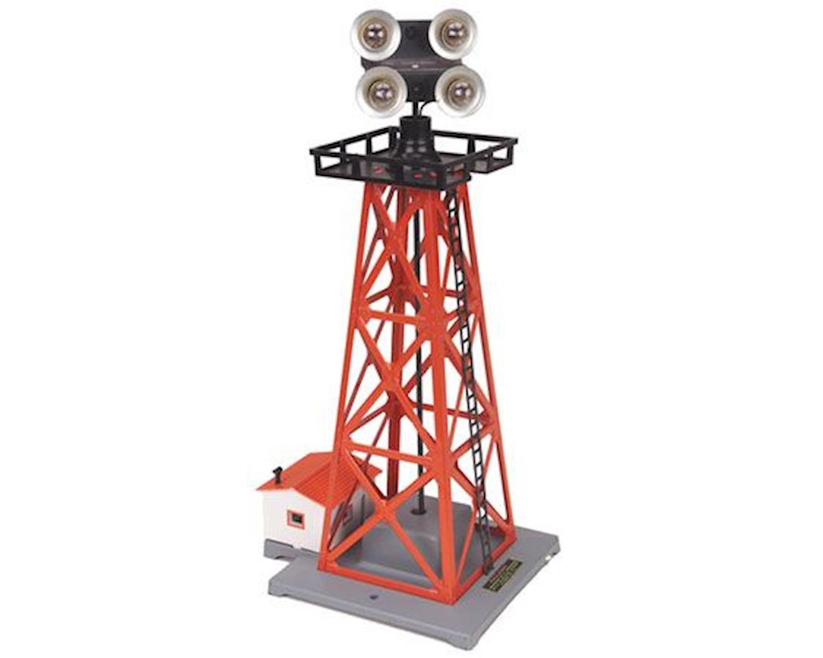 O #23774 Floodlight Tower by MTH Trains