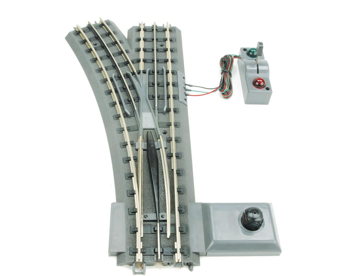 MTH Trains O-54 Realtrax Remote Left-Hand Switch
