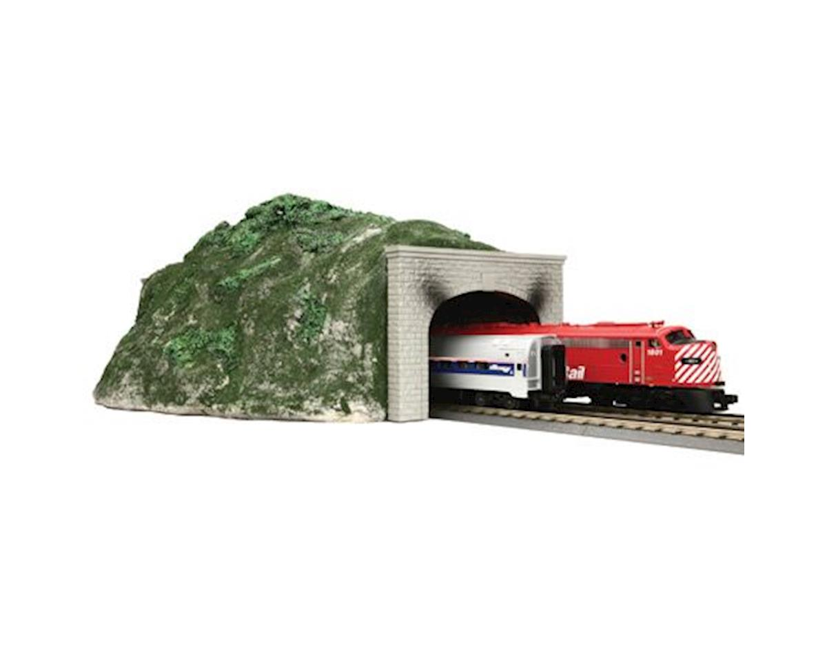 MTH Trains O Dual Track Straight Tunnel, 30""
