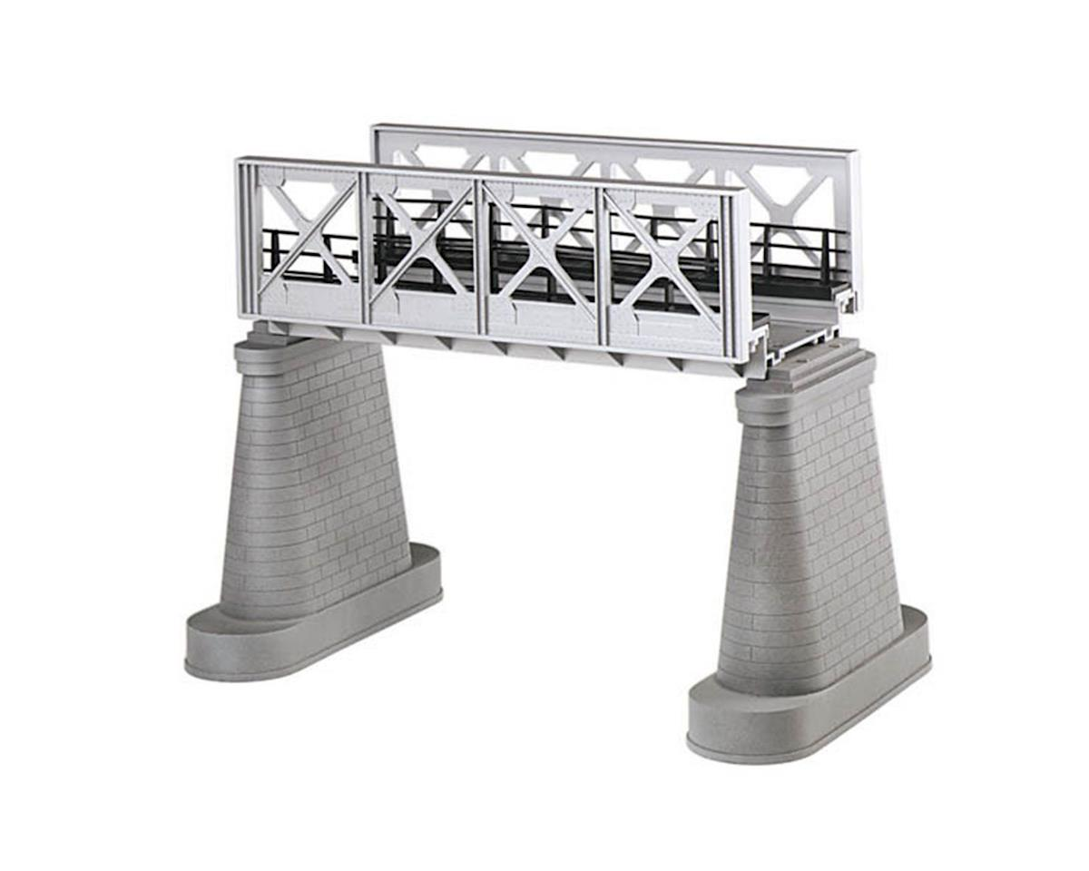 MTH Trains O Girder Bridge, Silver