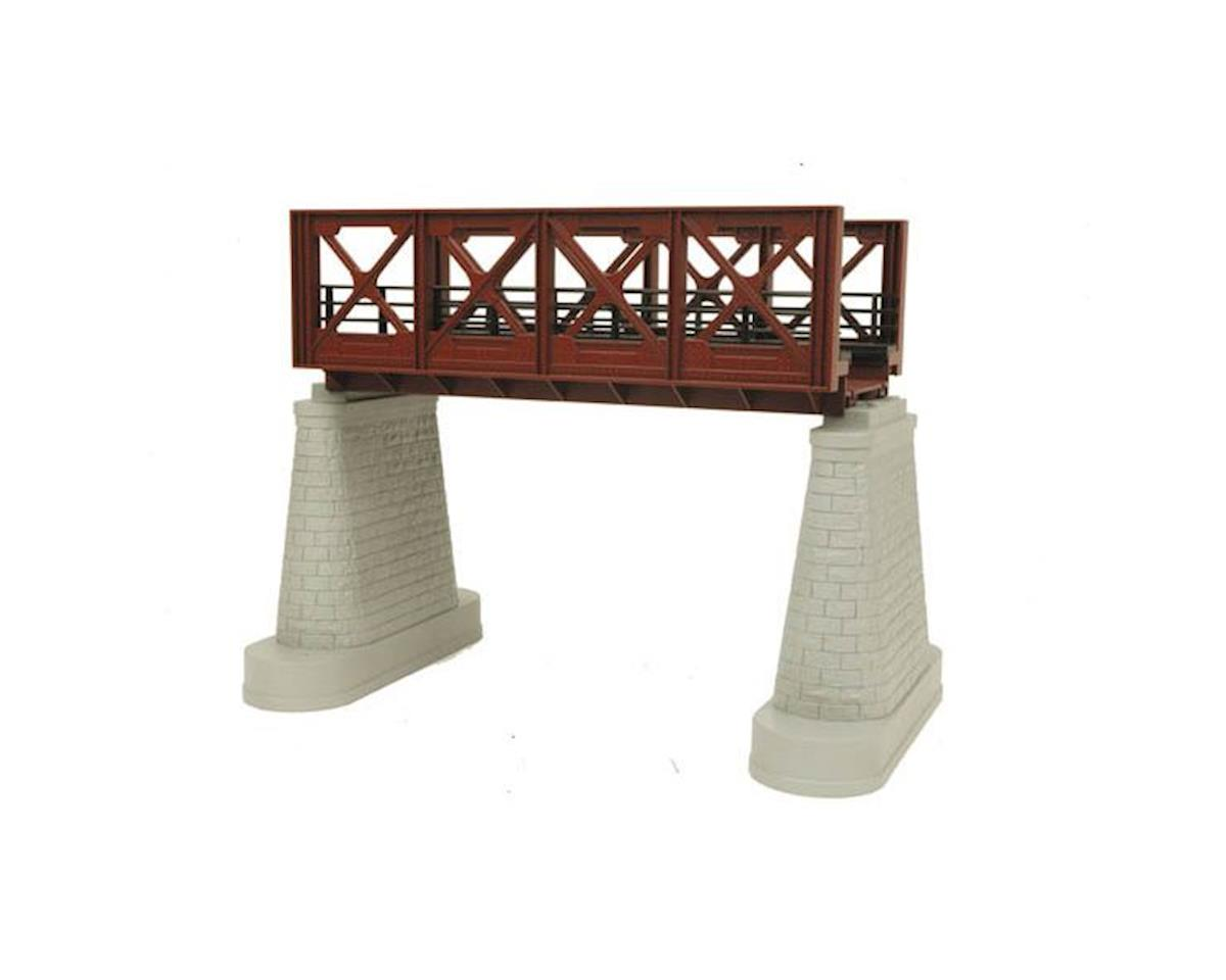 MTH Trains O Girder Bridge, Rust