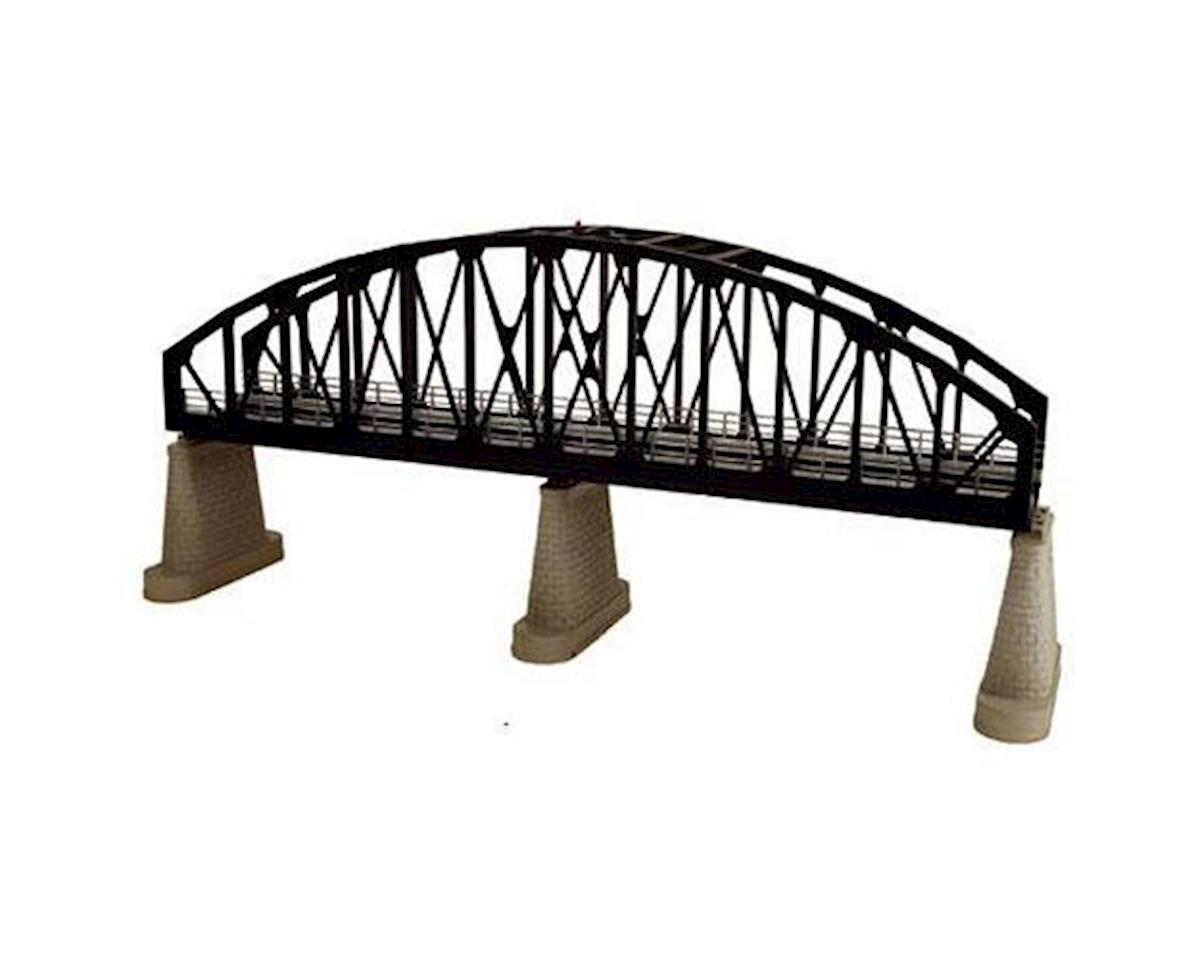 MTH Trains O Steel Arch Bridge, Black