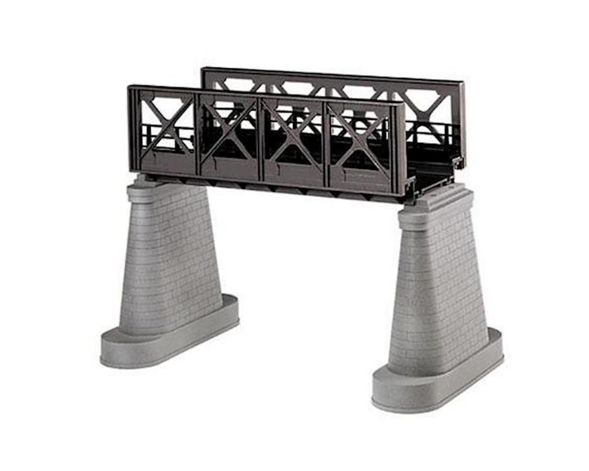 MTH Trains O Girder Bridge, Black