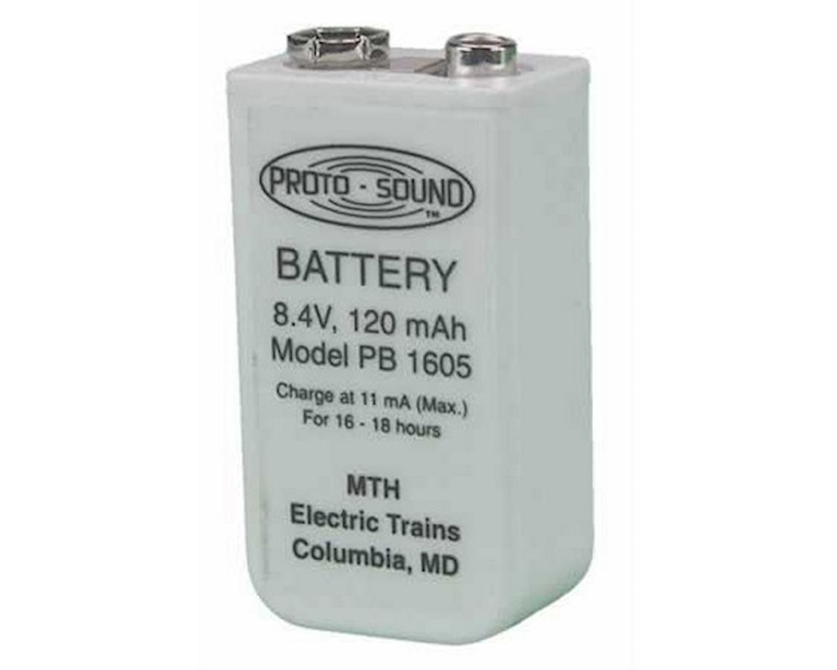 MTH Trains Protosound Battery, 8.4V