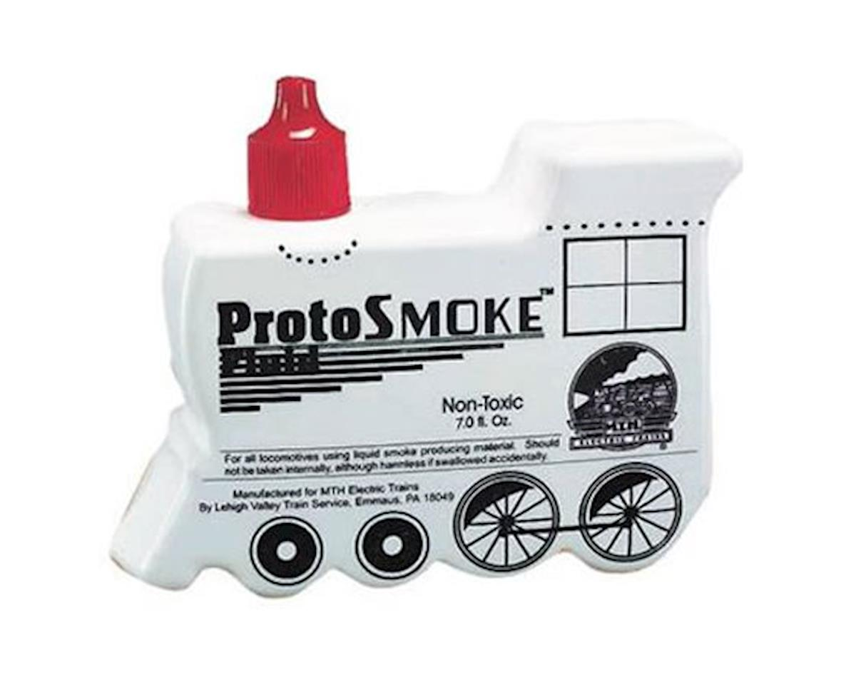 MTH Trains ProtoSmoke Fluid, Woodburning 7oz