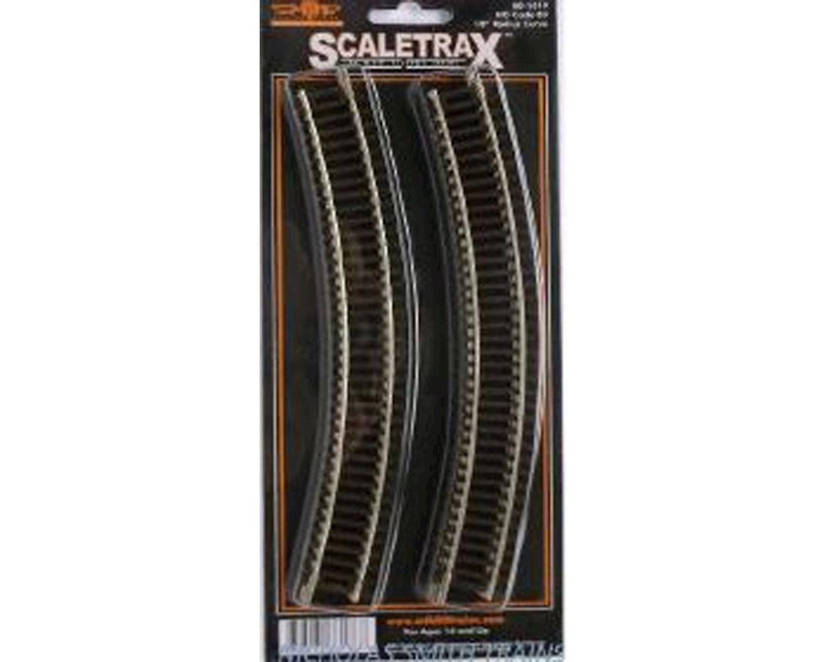 "MTH Trains HO C83 ScaleTrax 18"" Radius Curve (6)"