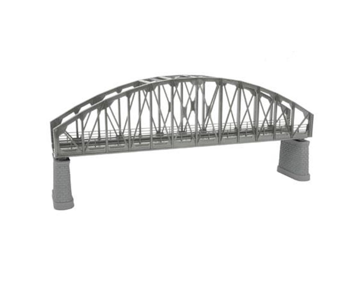MTH Trains HO KIT Arch Bridge, Silver