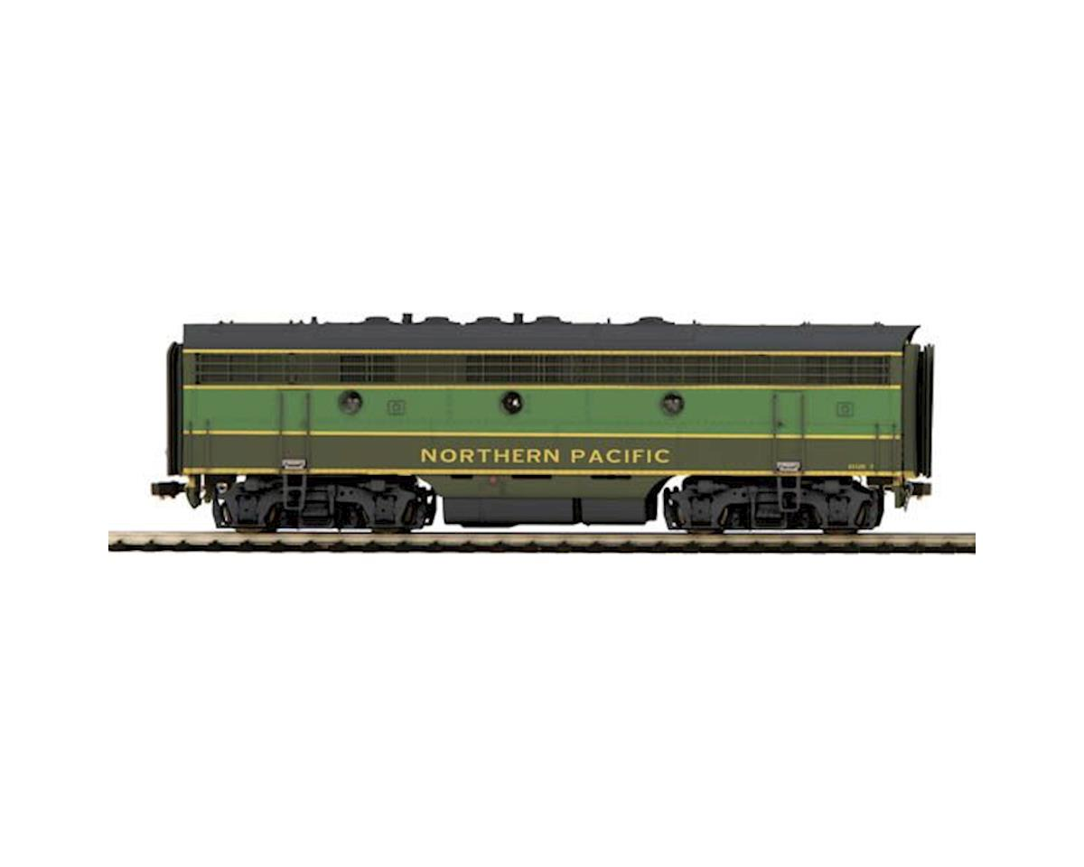 MTH Trains HO F7B w/PS3, NP
