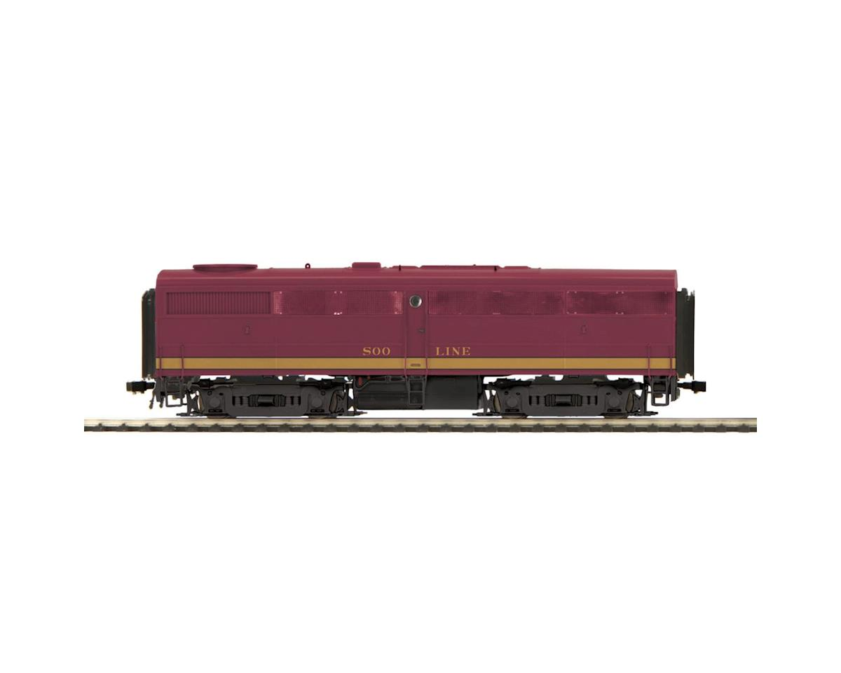 MTH Trains HO FB1 w/NMRA, SOO #2222B