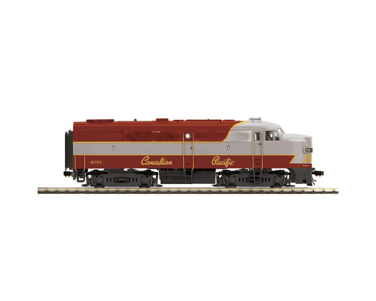 MTH Trains HO FA1 w/PS3, CPR #4016