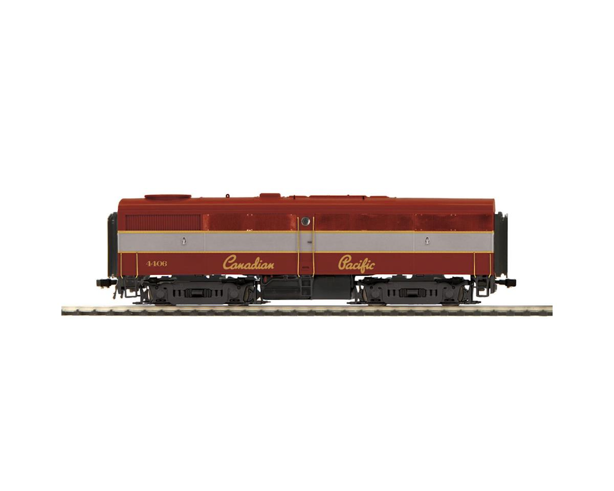 MTH Trains HO FB1 w/PS3, CPR #4406