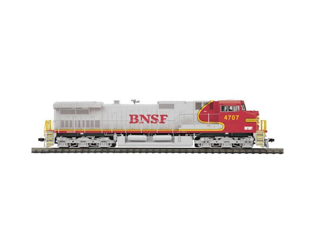 MTH Trains HO Dash-9 w/NMRA, BNSF #4707