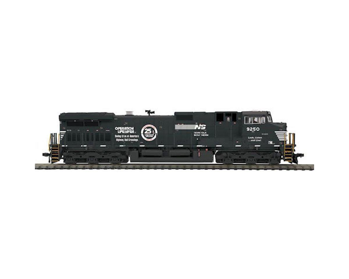 MTH Trains HO Dash-9 w/PS3, NS #9250