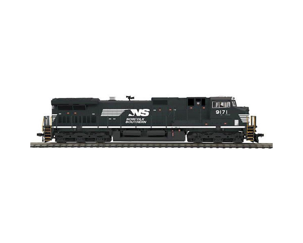 MTH Trains HO Dash-9 w/PS3, NS #9171
