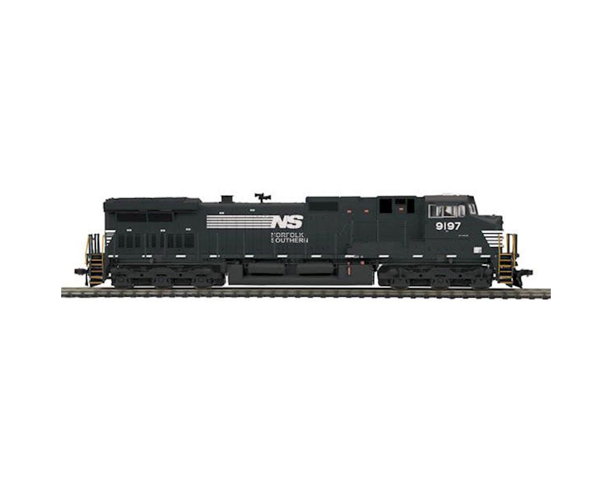 MTH Trains HO Dash-9 w/PS3, NS #9197