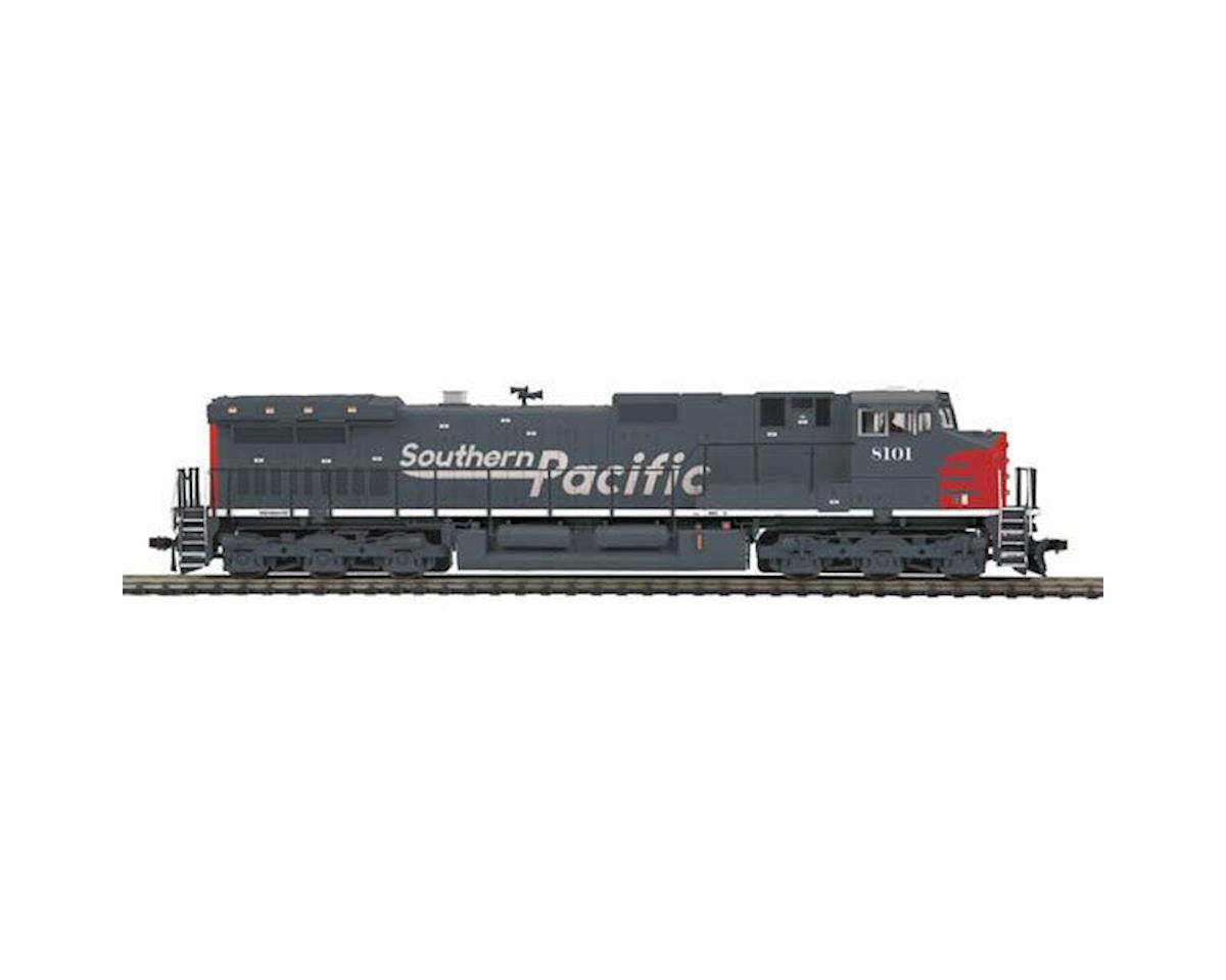 MTH Trains HO Dash-9 w/NMRA, SP #8101