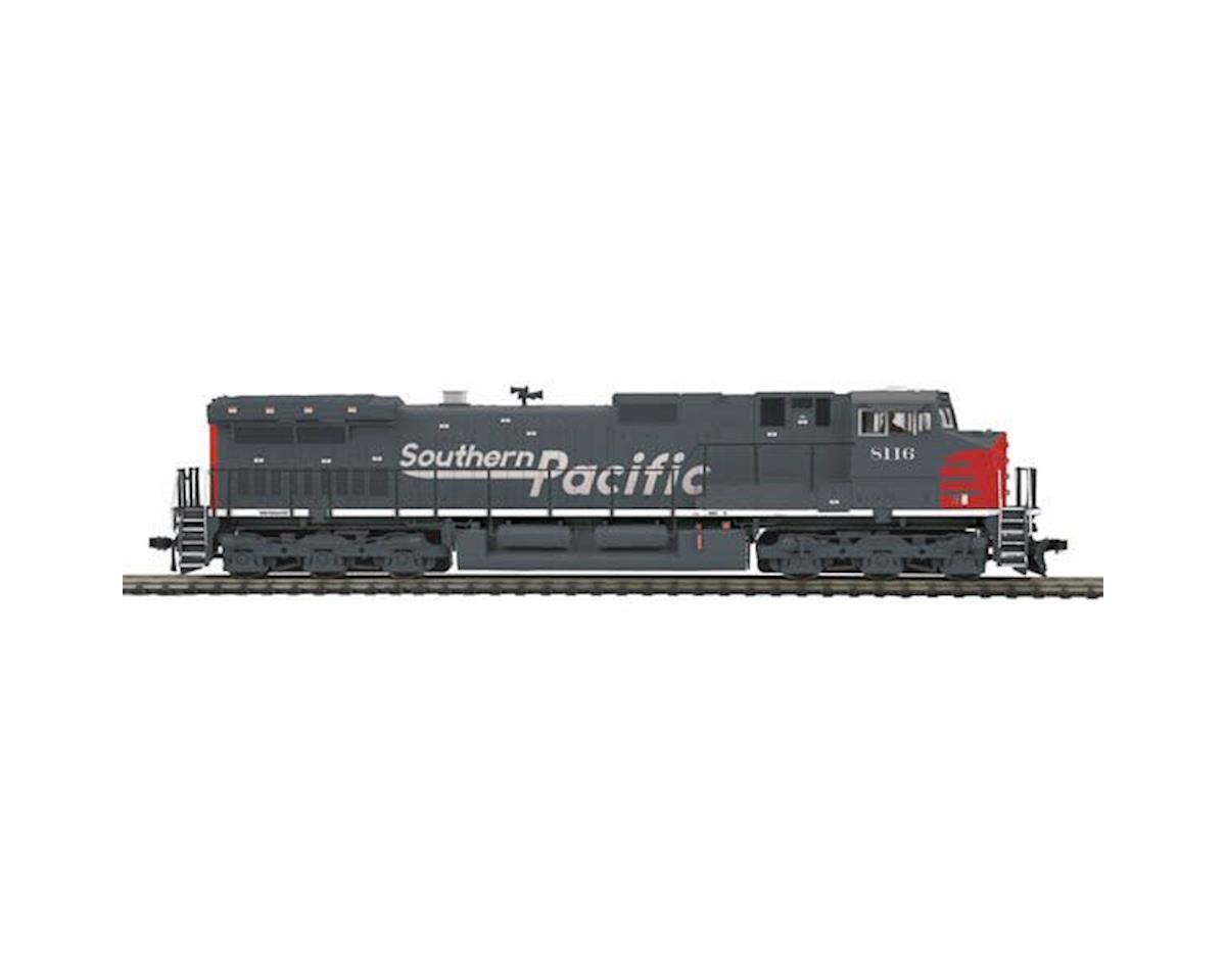 MTH Trains HO Dash-9 w/NMRA, SP #8116