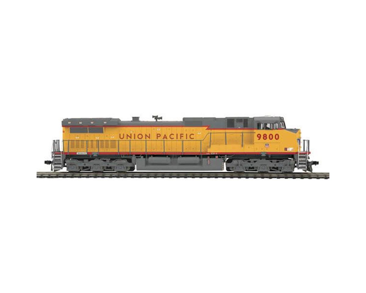 HO Dash-9 w/NMRA, UP #9710 by MTH Trains