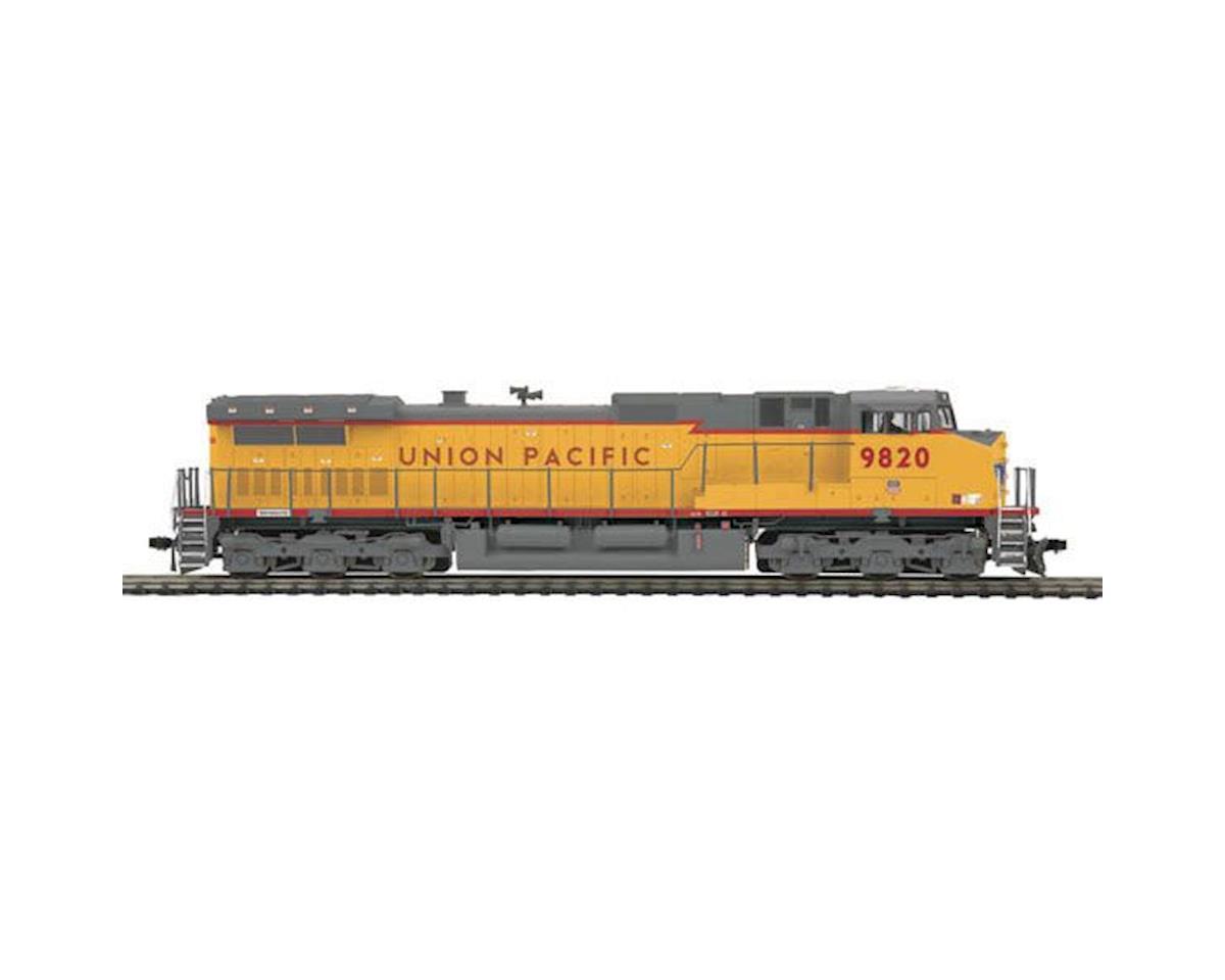 MTH Trains HO Dash-9 w/NMRA, UP #9820