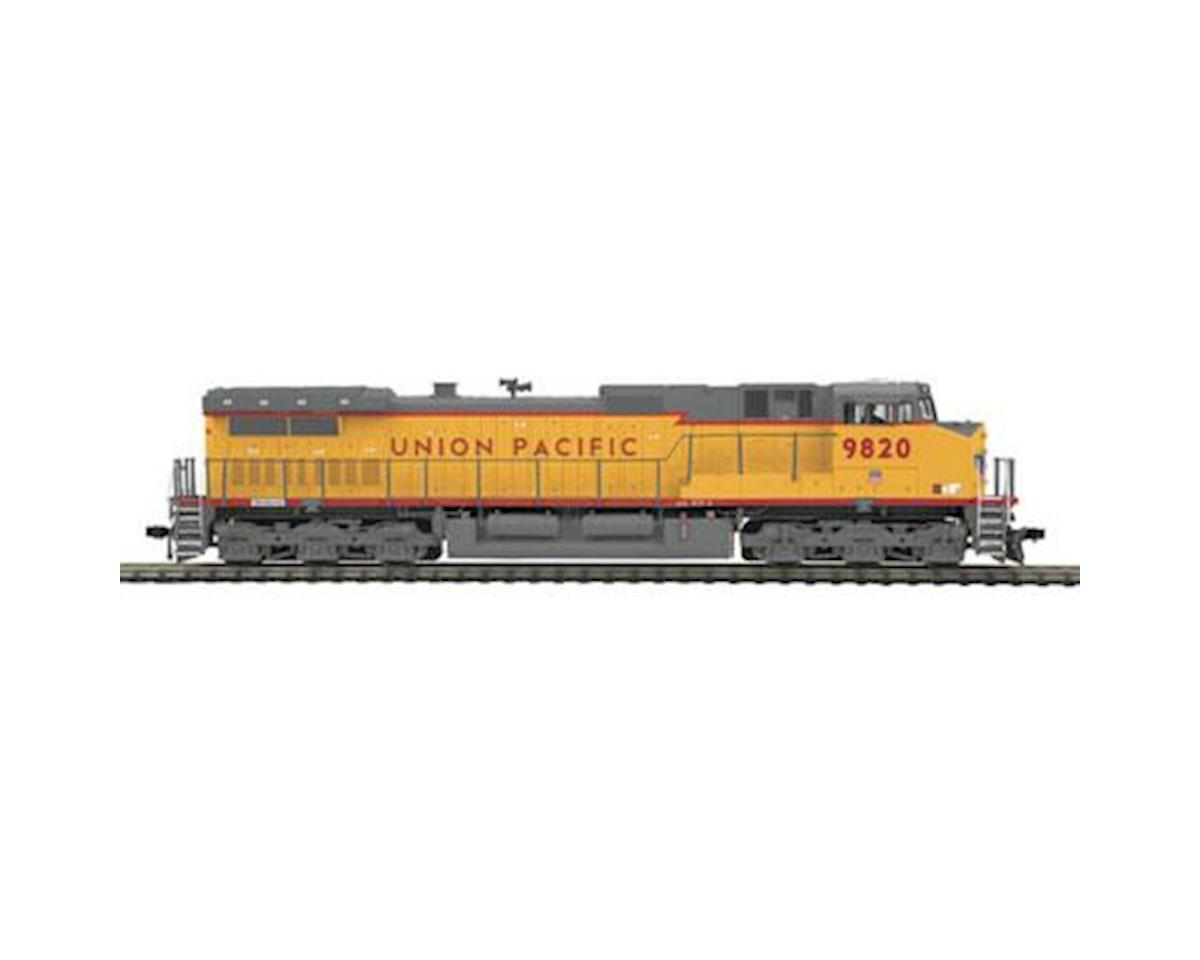 MTH Trains HO Dash-9 w/PS3, UP #9820