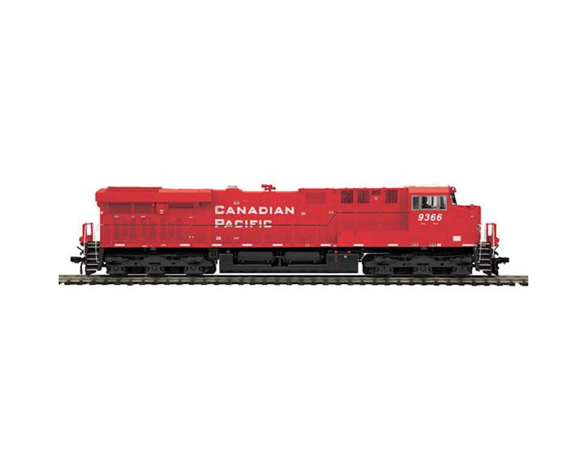 MTH Trains HO ES44AC w/NMRA, CPR #9366