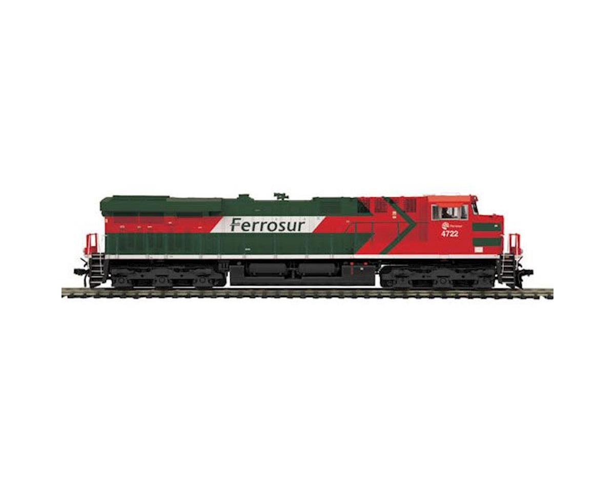 MTH Trains HO ES44AC w/PS3, FROSR #4722