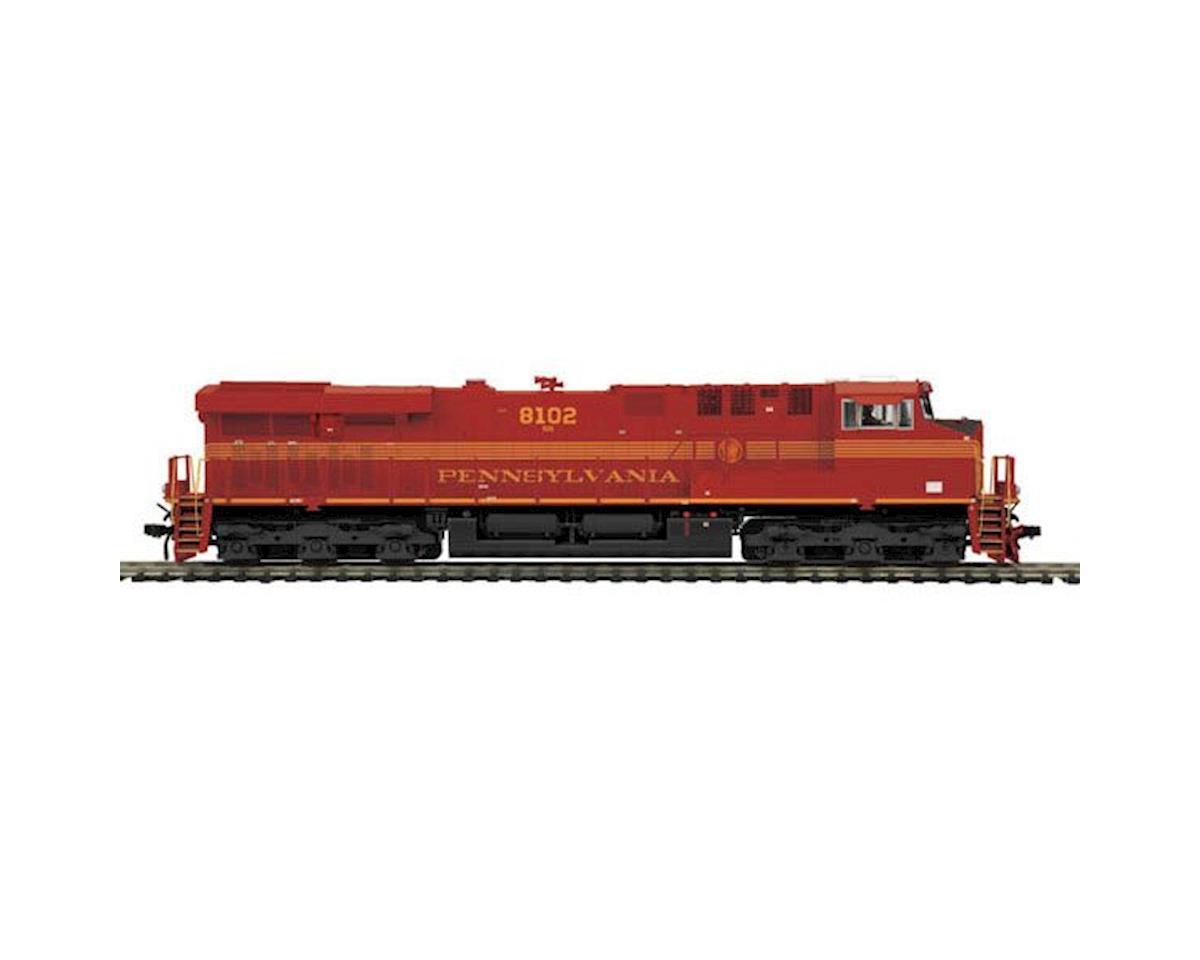 MTH Trains HO ES44AC w/NMRA, NS/PRR Heritage #8102