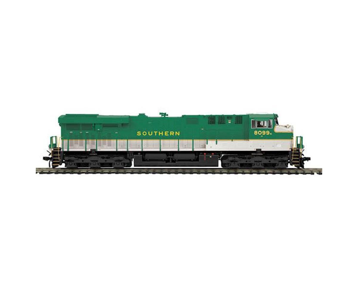 MTH Trains HO ES44AC w/NMRA, NS/SOU Heritage #8099
