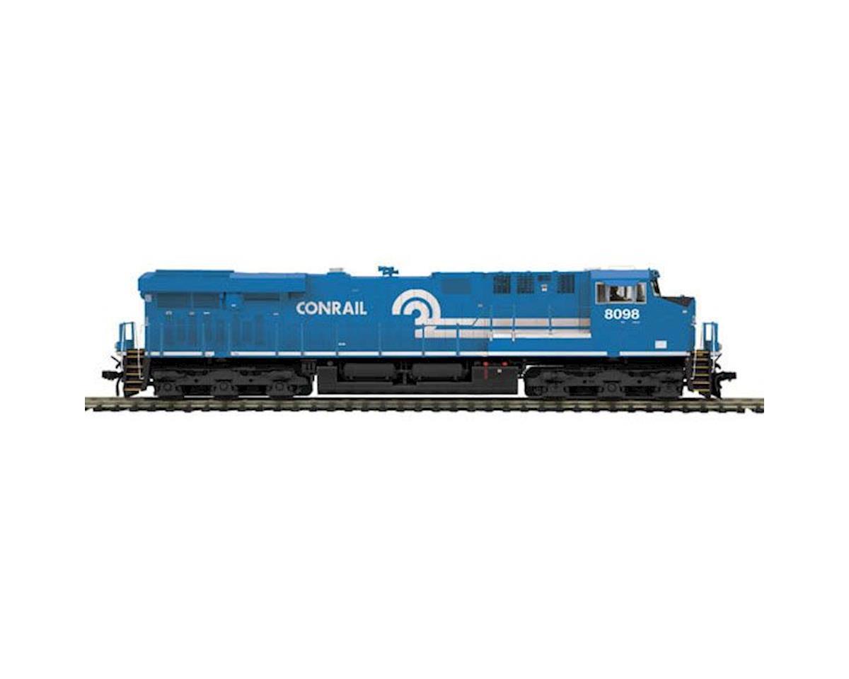 MTH Trains HO ES44AC w/NMRA, NS/CR Heritage #8098