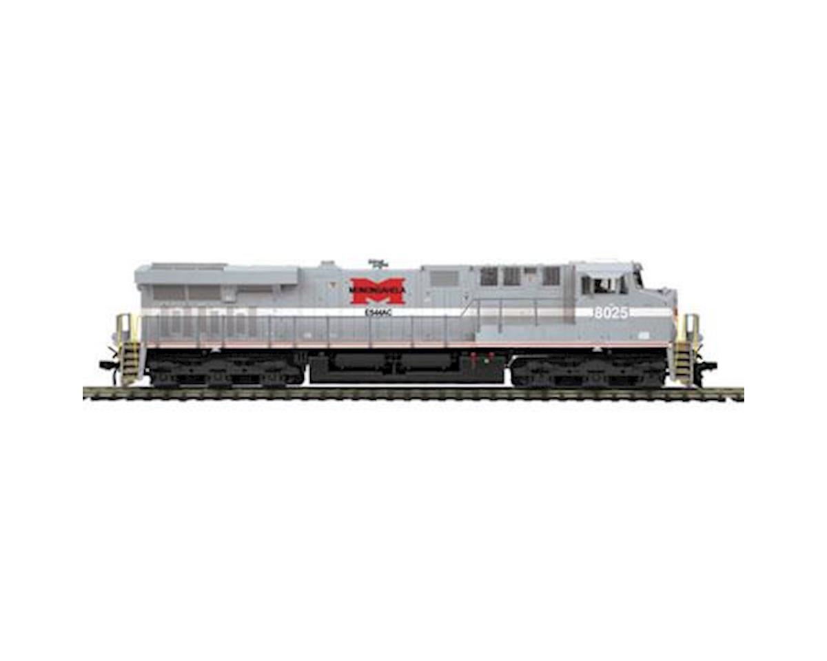MTH Trains HO ES44AC w/NMRA, NS/MGA Heritage #8025