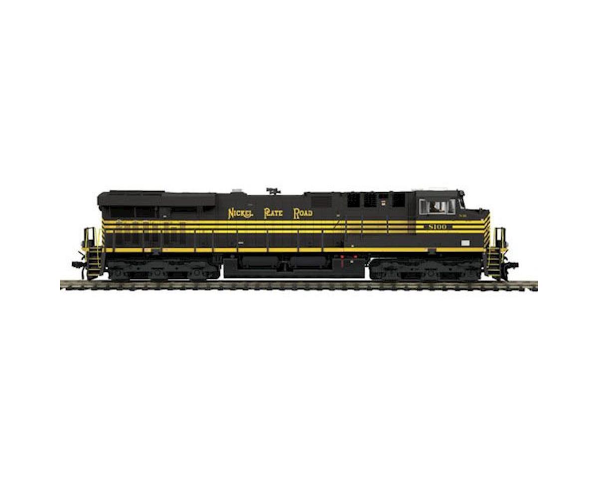 MTH Trains HO ES44AC w/NMRA, NS/NKP Heritage #8100
